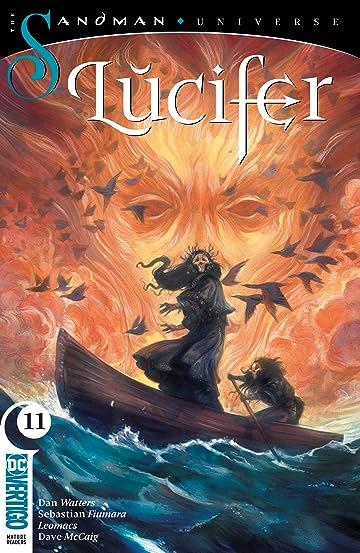 Lucifer (2018-) #11