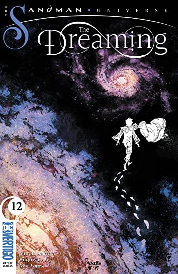 The Dreaming (2018-) #12