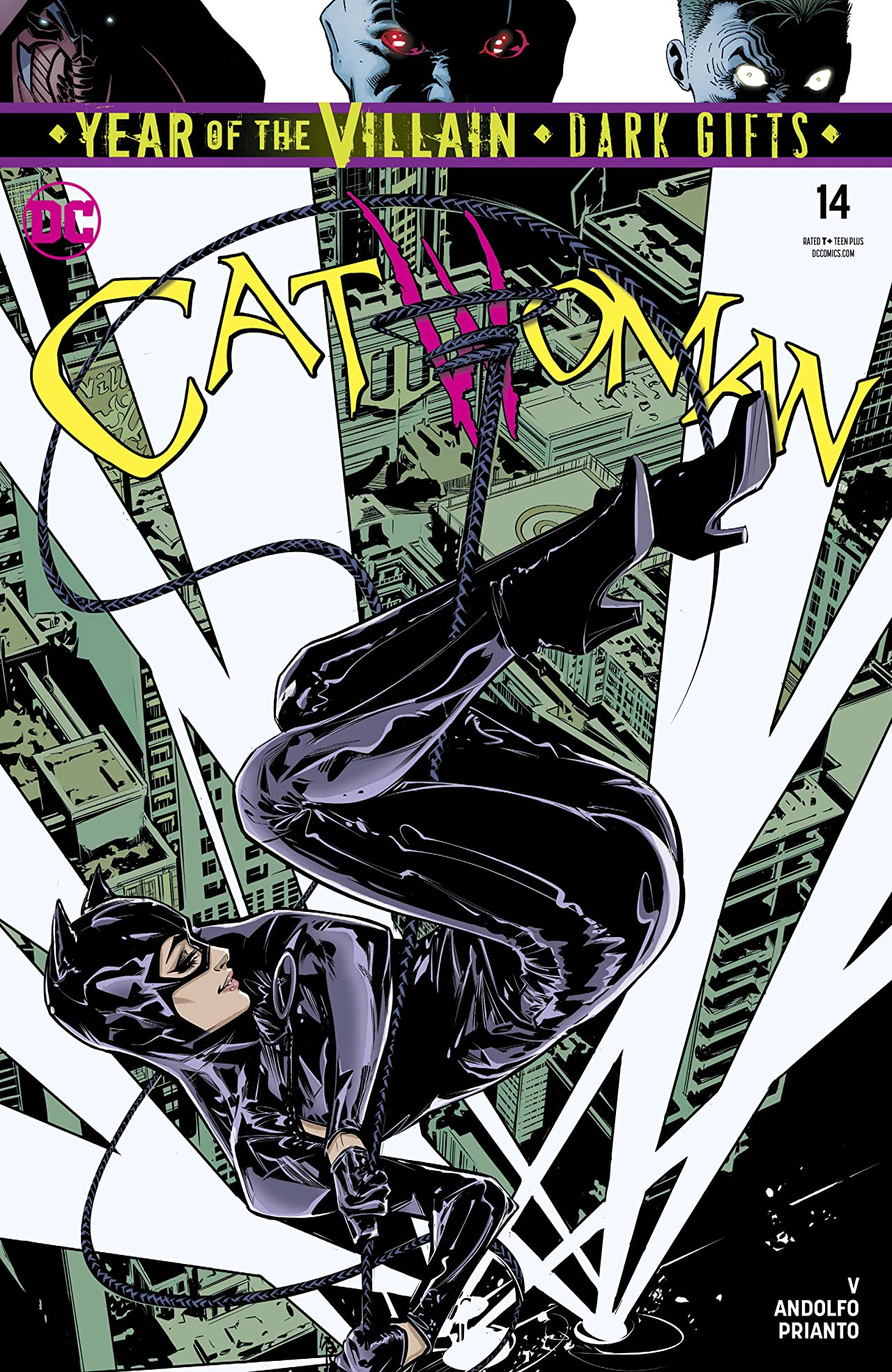 Catwoman (2018-) #14