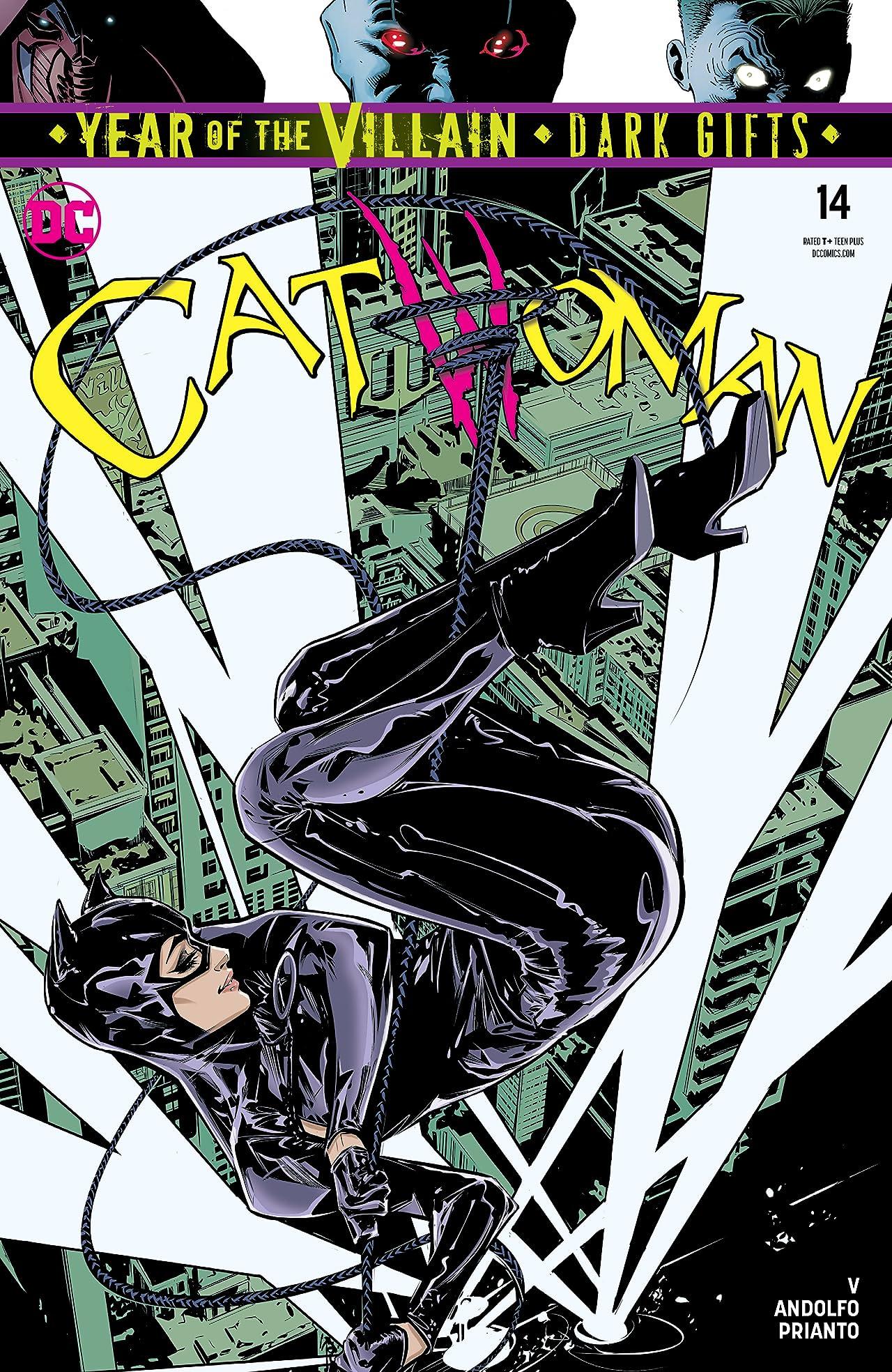 Catwoman (2018-) No.14