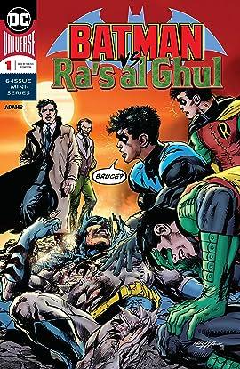 Batman vs. Ra's Al Ghul (2019-) #1