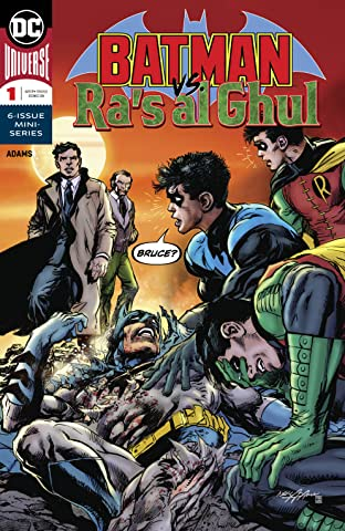Batman vs. Ra's Al Ghul (2019-) #1
