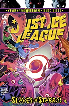 Justice League (2018-) No.29
