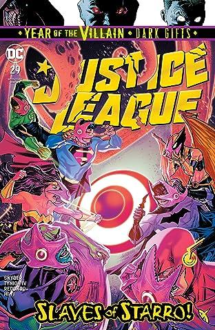 Justice League (2018-) #29