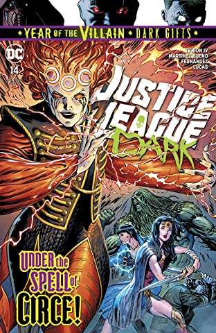 Justice League Dark (2018-) #14