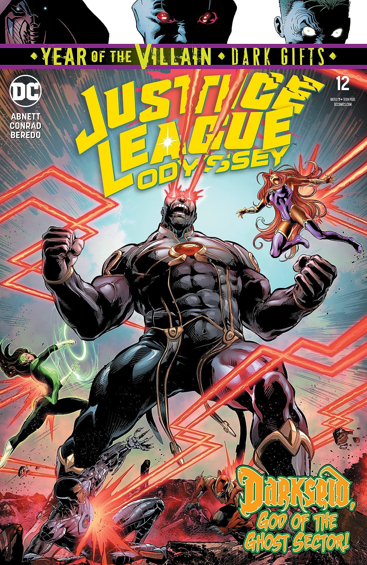 Justice League Odyssey (2018-) #12
