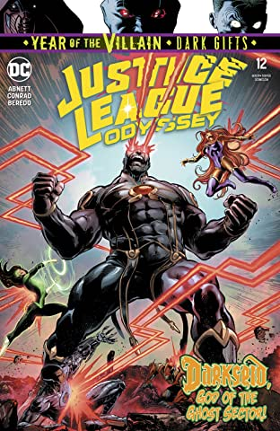 Justice League Odyssey (2018-) No.12