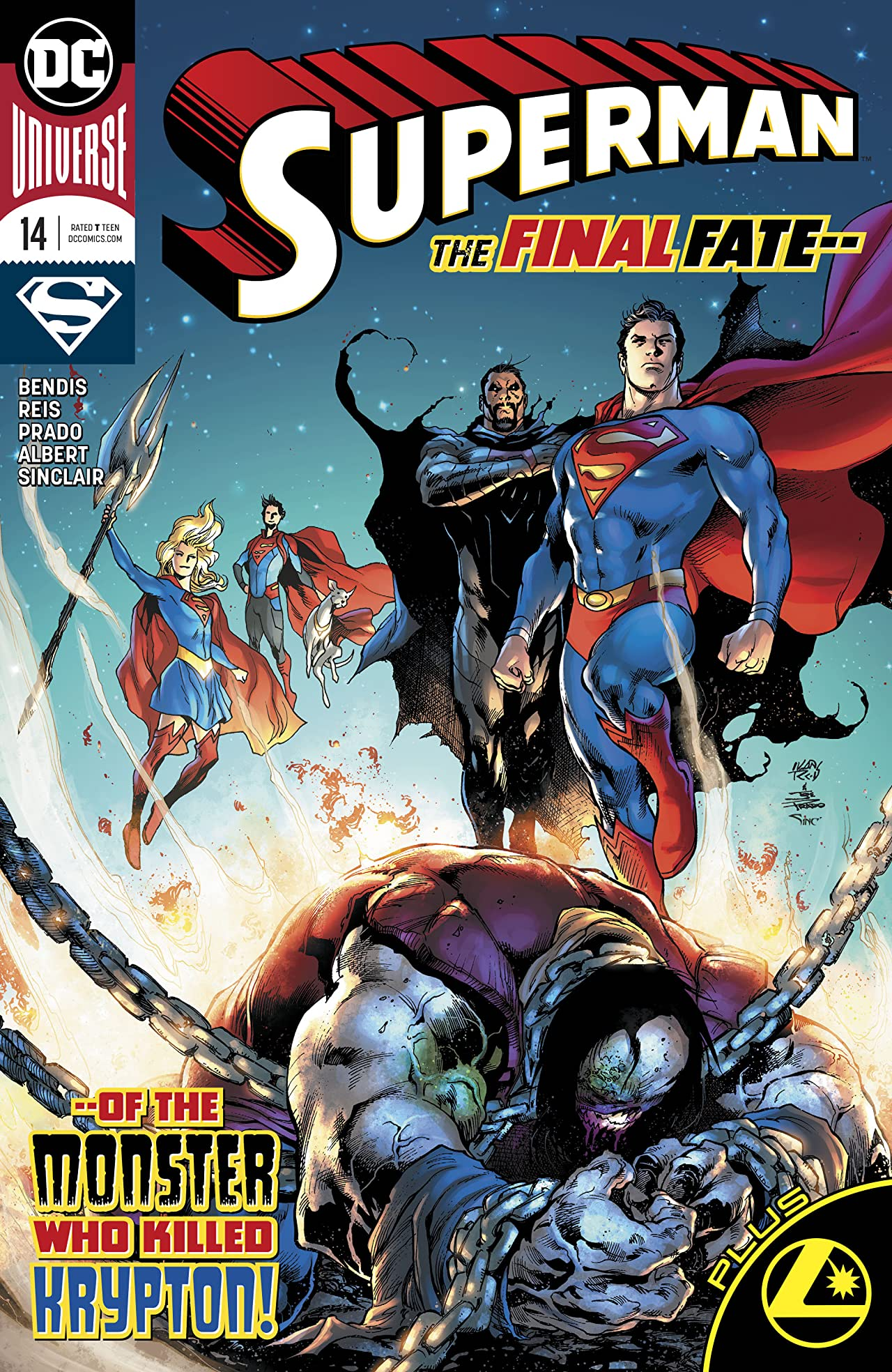 Superman (2018-) No.14