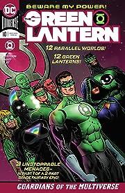 The Green Lantern (2018-) #10