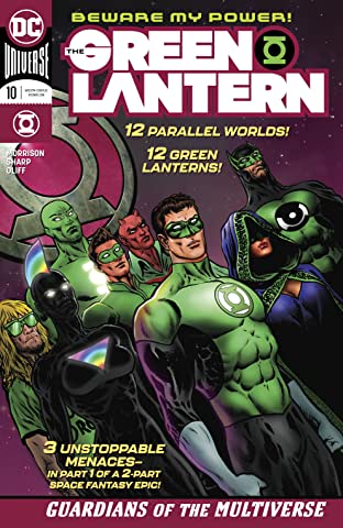 The Green Lantern (2018-) No.10