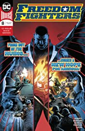 Freedom Fighters (2018-) #8