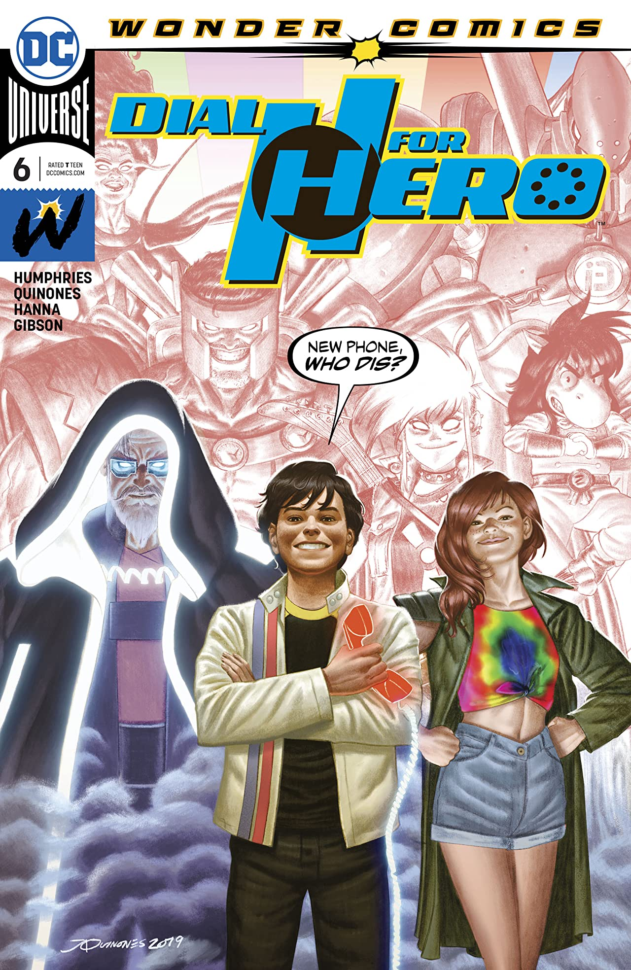 Dial H for Hero (2019-) #6