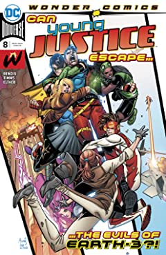 Young Justice (2019-) #8