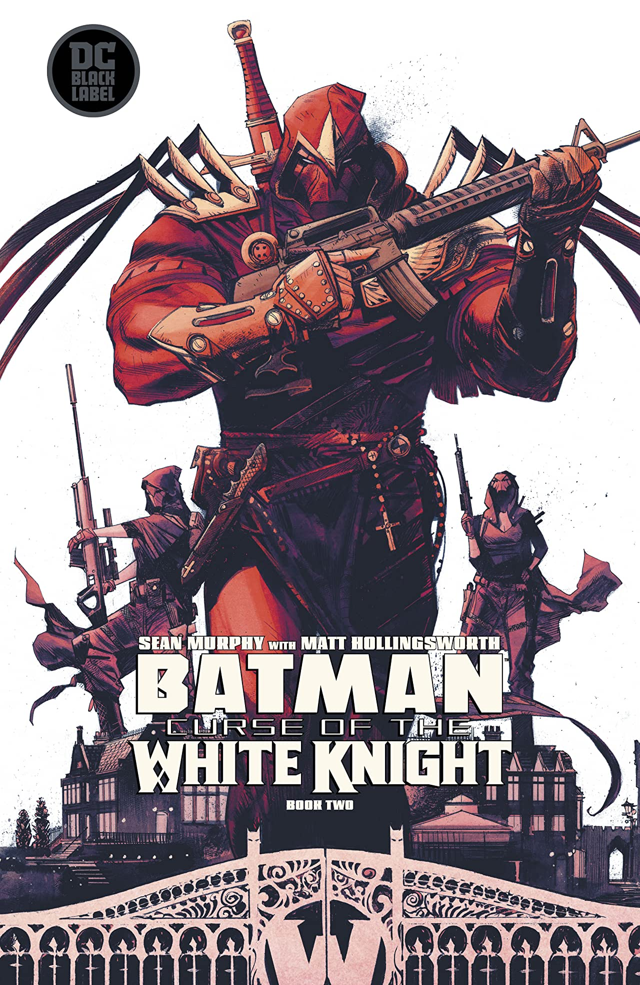 Batman: Curse of the White Knight (2019-) #2