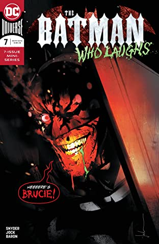 The Batman Who Laughs (2018-) No.7
