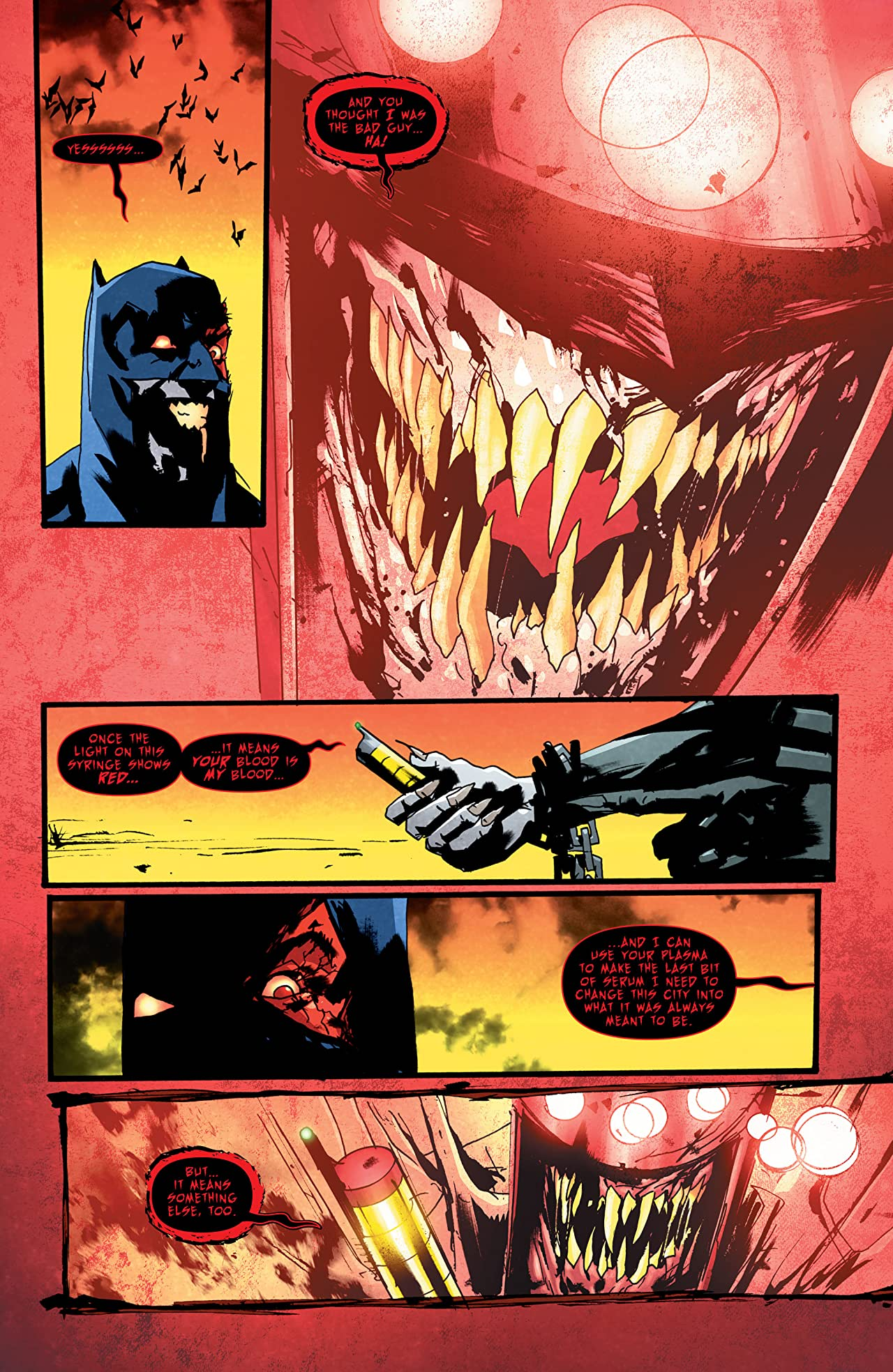 The Batman Who Laughs (2018-) #7