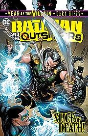 Batman & the Outsiders (2018-) No.4