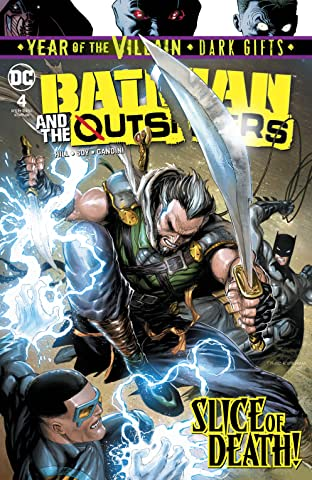 Batman & the Outsiders (2018-) #4
