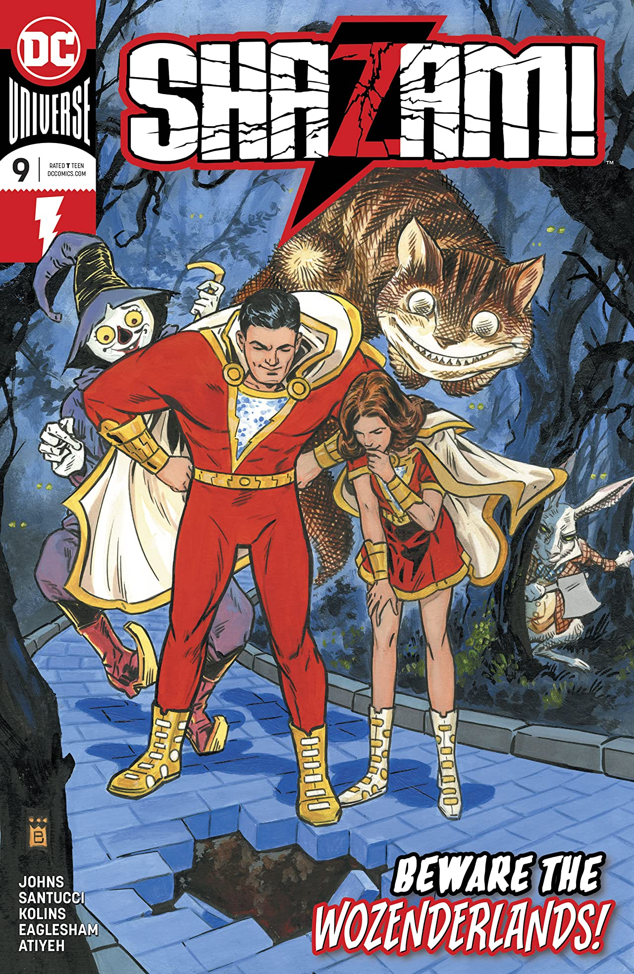 Shazam! (2018-) No.9