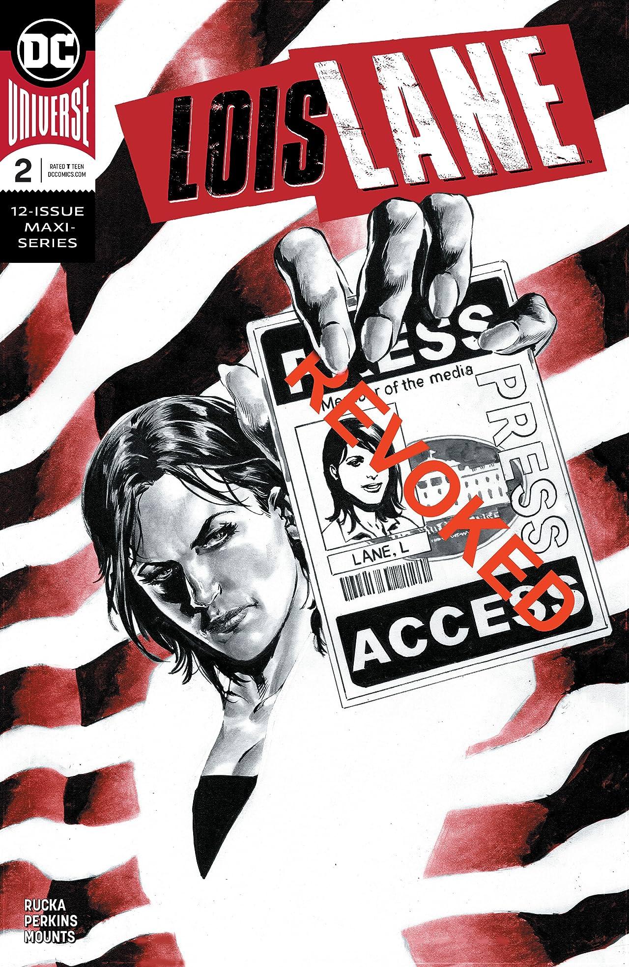 Lois Lane (2019-) No.2