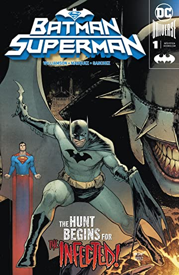 Batman/Superman (2019-) #1