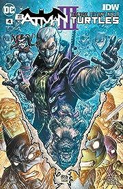 Batman/Teenage Mutant Ninja Turtles III (2019-) #4