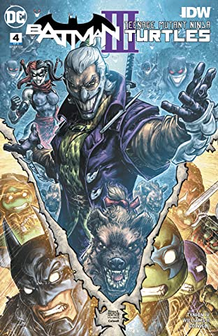 Batman/Teenage Mutant Ninja Turtles III (2019-) #4