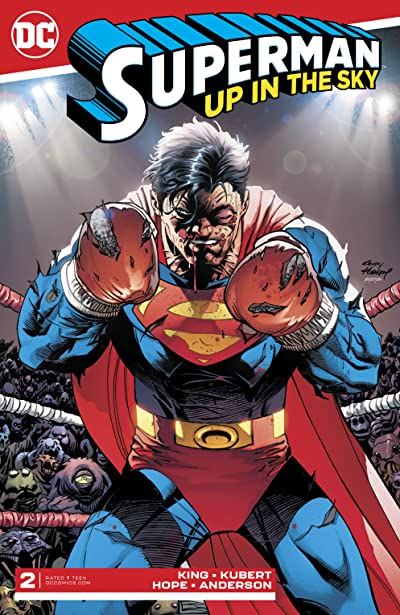 - DC Comics Superman Up in the Sky 3 USA of 6