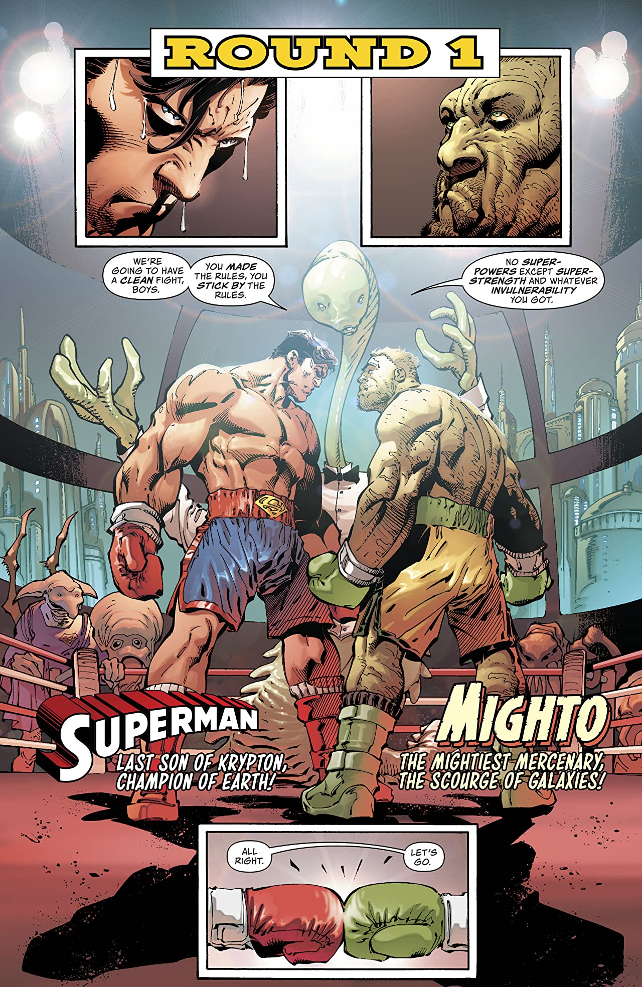 Superman: Up in the Sky (2019-) No.2