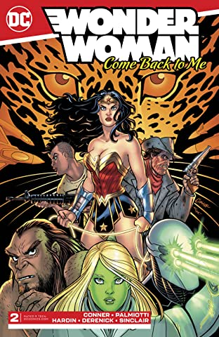 Wonder Woman: Come Back to Me #2