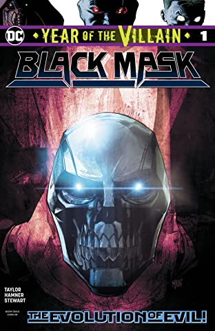Black Mask: Year of the Villain (2019-) No.1