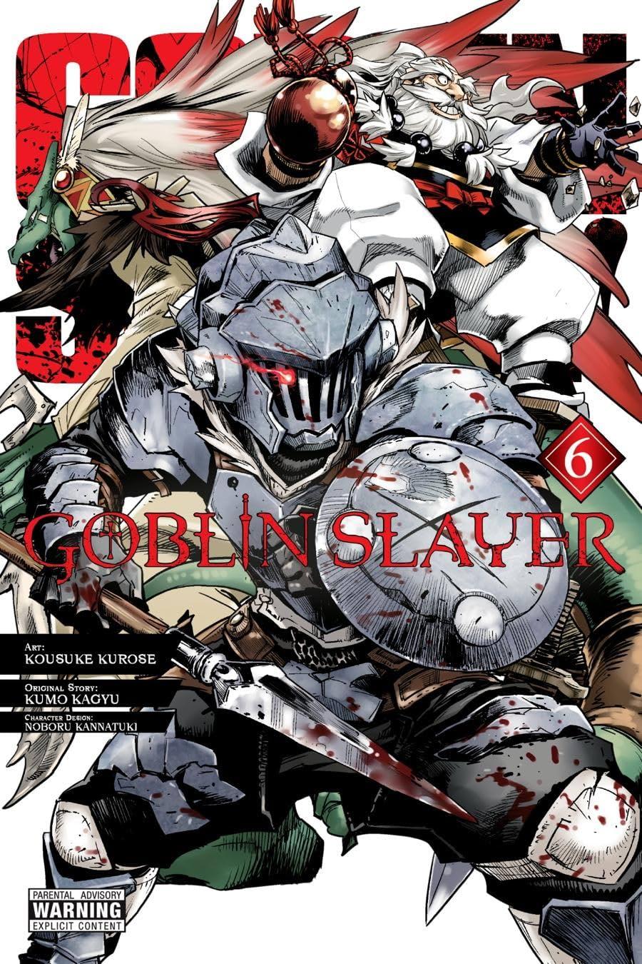 Goblin Slayer Vol. 6