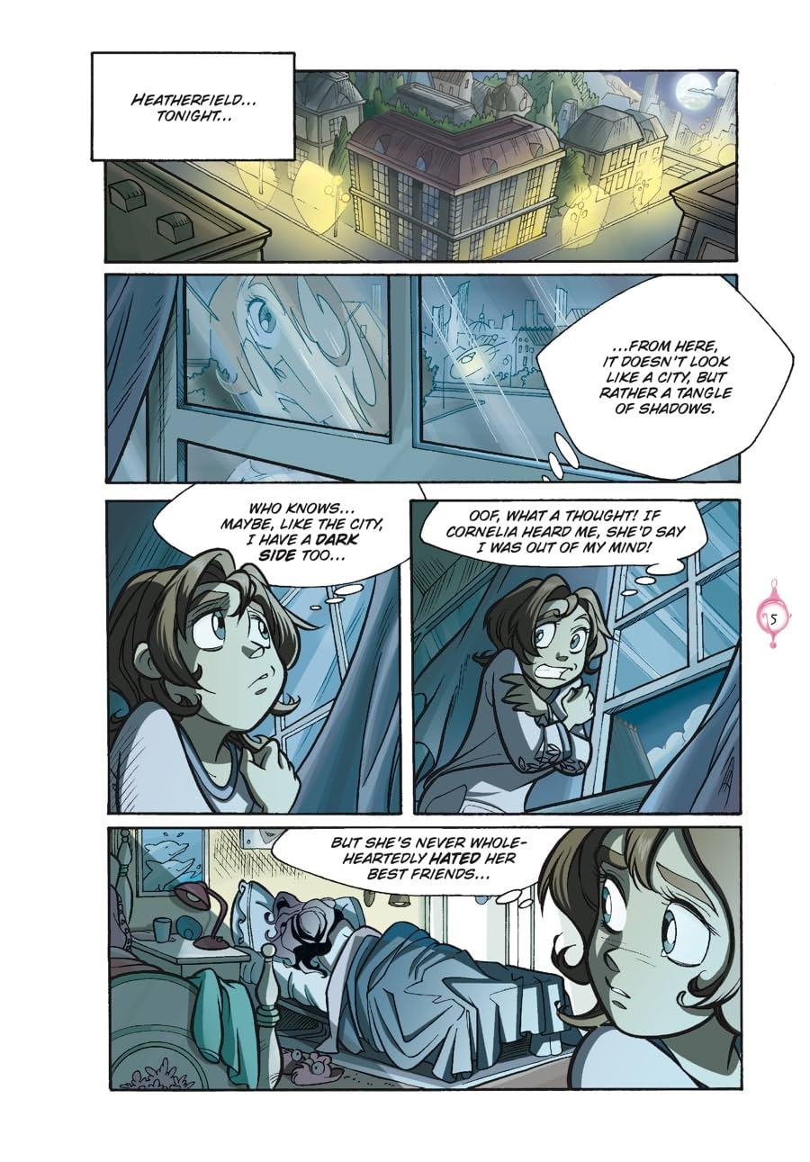W.I.T.C.H.: The Graphic Novel, Part VI. Ragorlang Vol. 2
