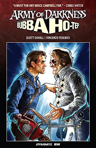 Army of Darkness/Bubba Ho-Tep Tome 1