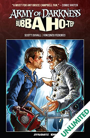 Army of Darkness/Bubba Ho-Tep Vol. 1
