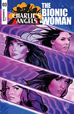 Charlie's Angels vs. The Bionic Woman #3