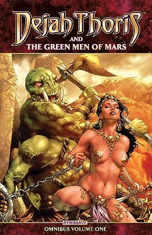 Dejah Thoris and the Green Men of Mars Omnibus