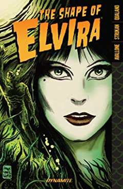 Elvira: The Shape of Elvira Vol. 1