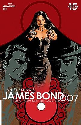 James Bond: 007 (2018-) #11