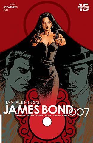 James Bond: 007 (2018-) No.11