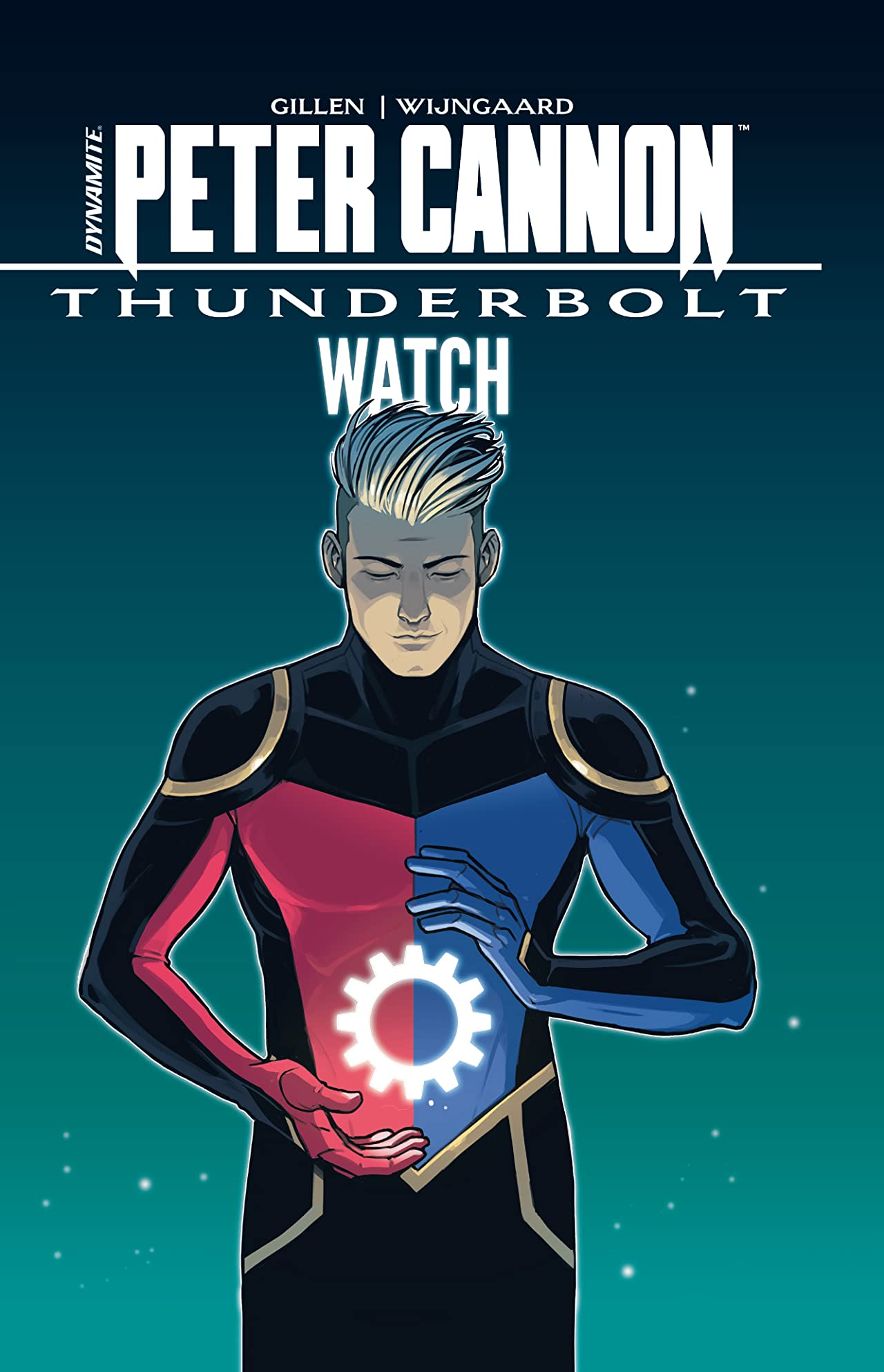 Peter Cannon: Thunderbolt (2019) Tome 1