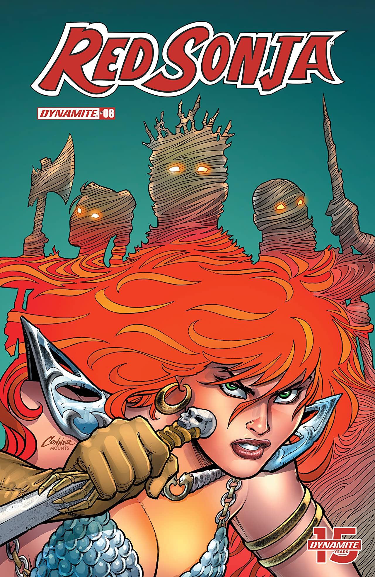 Red Sonja (2019-) No.8
