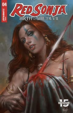 Red Sonja: Birth of the She-Devil #4