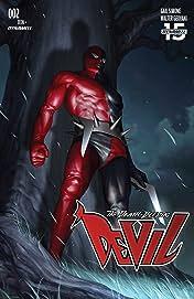 The Death-Defying Devil (2019-) #2
