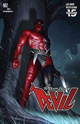 The Death-Defying Devil (2019-) #2