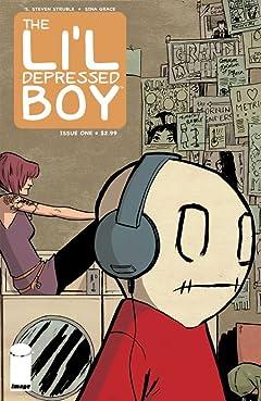 The Li'l Depressed Boy #1