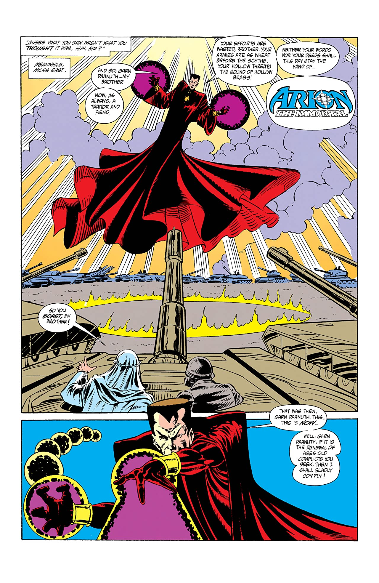 Arion the Immortal (1992) #4