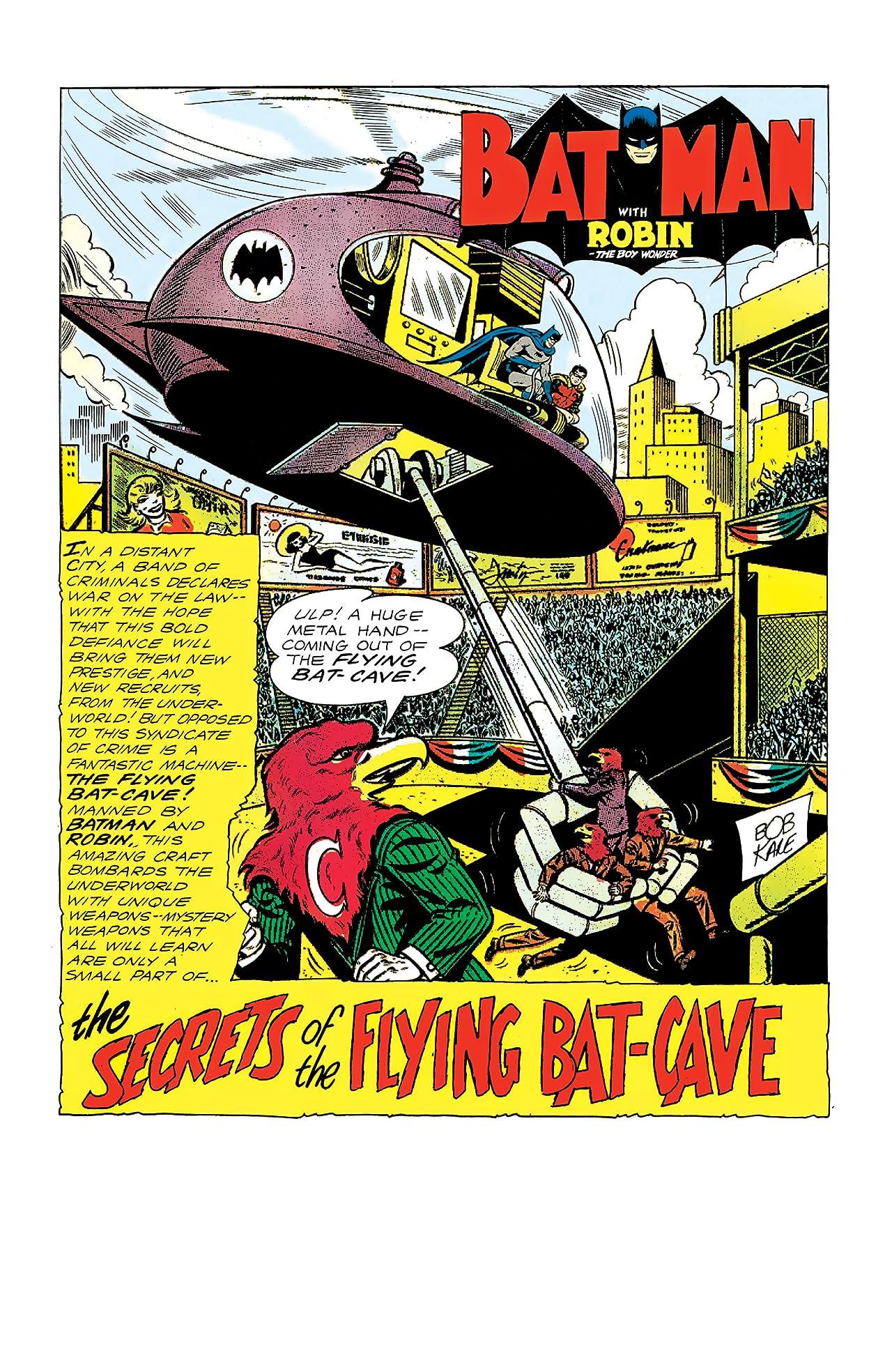 Detective Comics (1937-2011) No.317