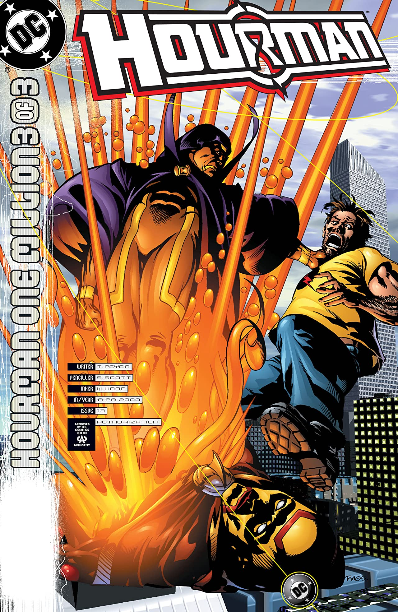 Hourman (1999-2001) #13