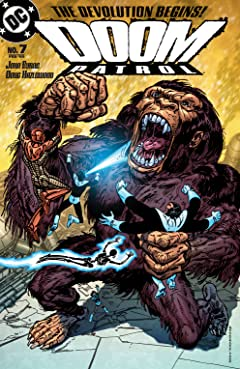 Doom Patrol (2004-2006) #7